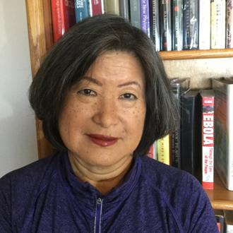 Headshot of May Chu
