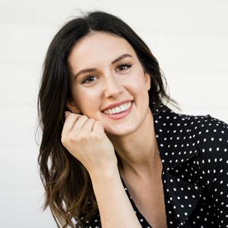 Headshot of Olivia Pluss