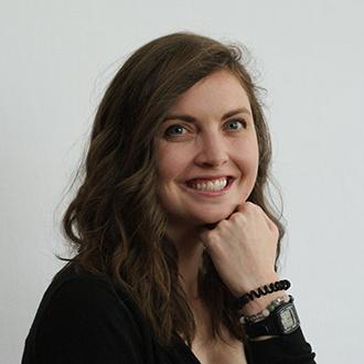 Headshot of Amber Vaughn
