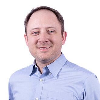 Headshot of Bryan McNair
