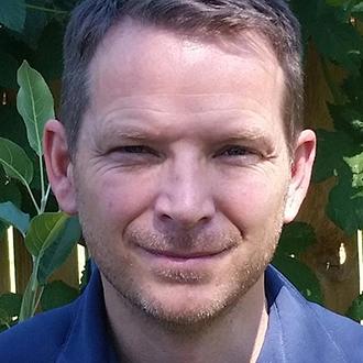 Headshot of James Gaensbauer