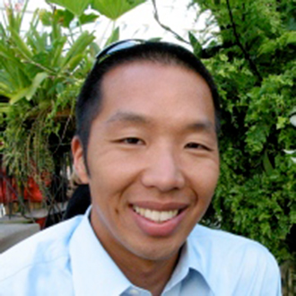 Headshot of Gregory Tung