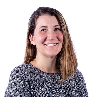 Headshot of Megan Branda