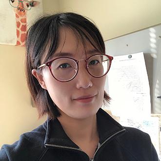 Headshot of Ming Ma