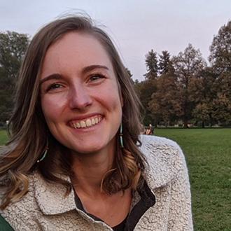 Headshot of Sarah Boland
