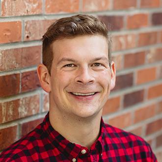 Headshot of Tyler Coyle