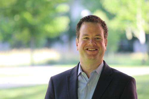 David Shapiro Headshot