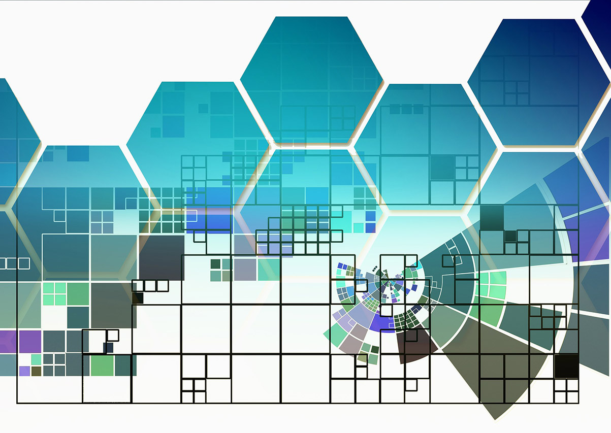 various hexagonal shapes