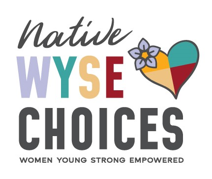 Logo for Native WYSE Choices (Women Young Strong Empowered)