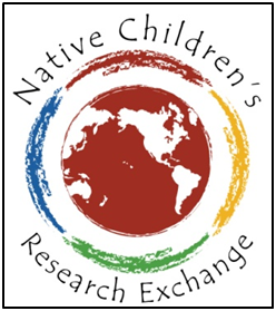Logo for the Native Children's Research Exchange