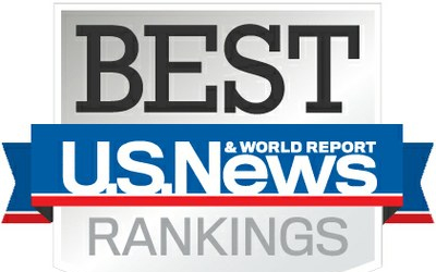 best ranking us news badge