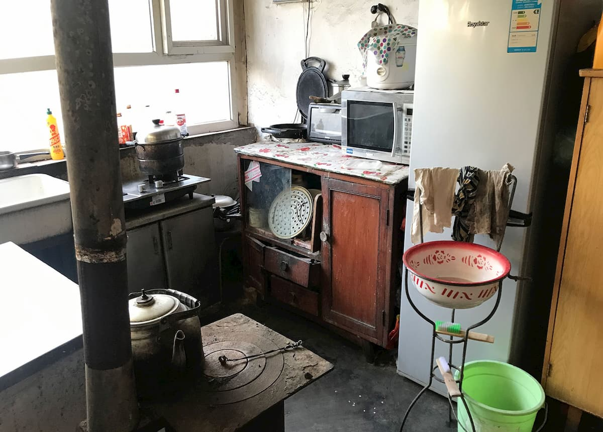 Household in China