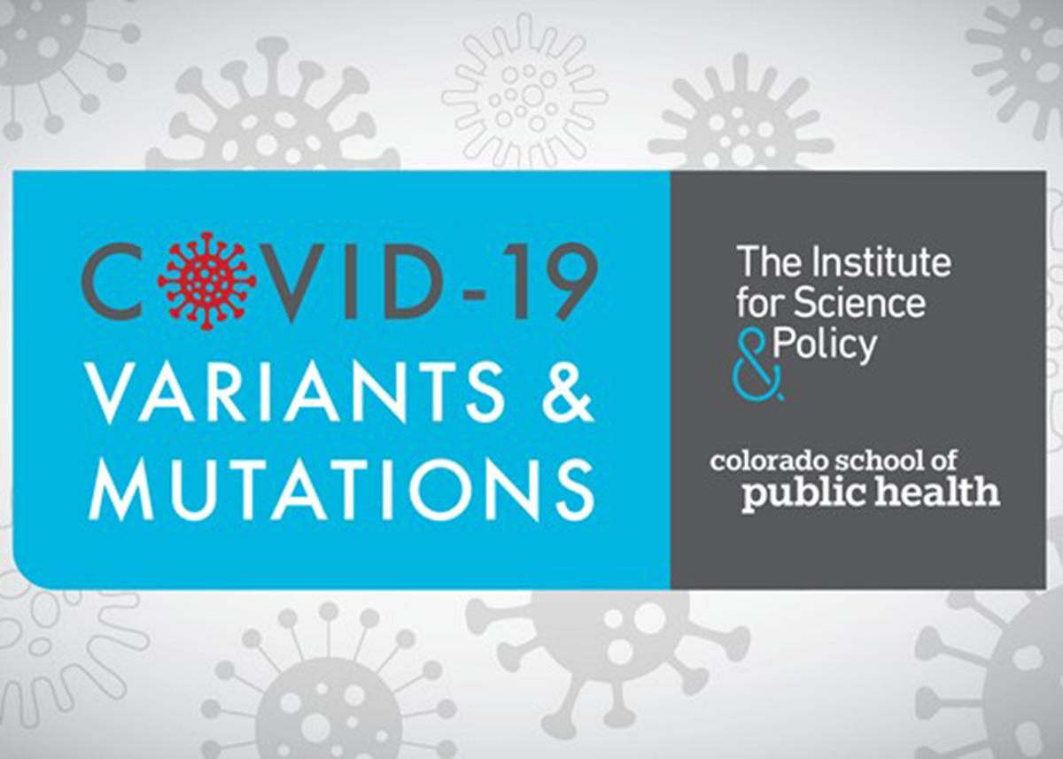 COVID-19: Variants & mutations webinar flyer