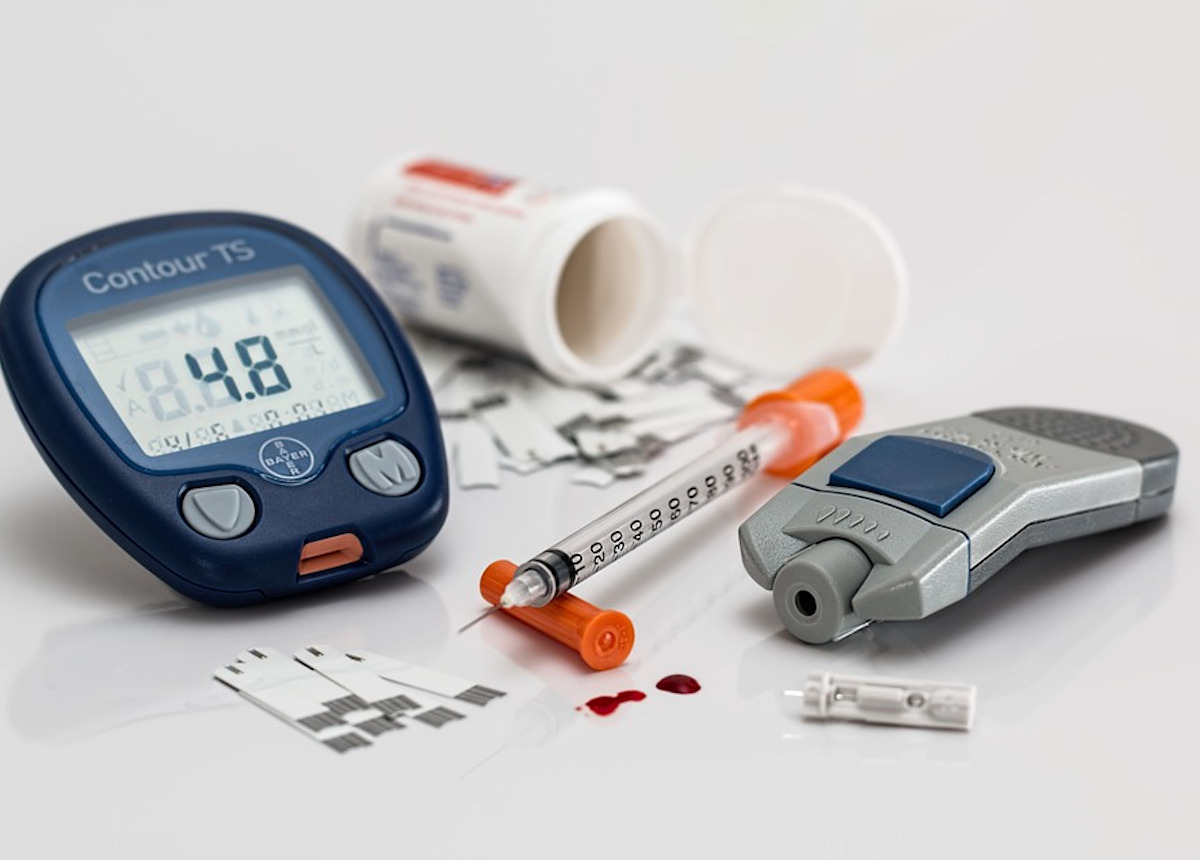 diabetic testing equipment