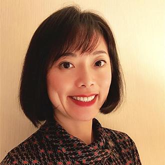 Tianjing Li headshot