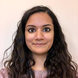 Headshot of Krithika Suresh
