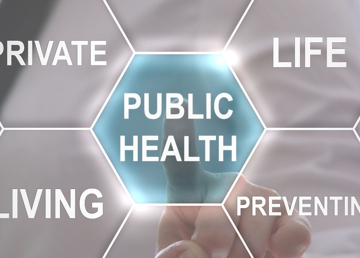 public health preventing life living words
