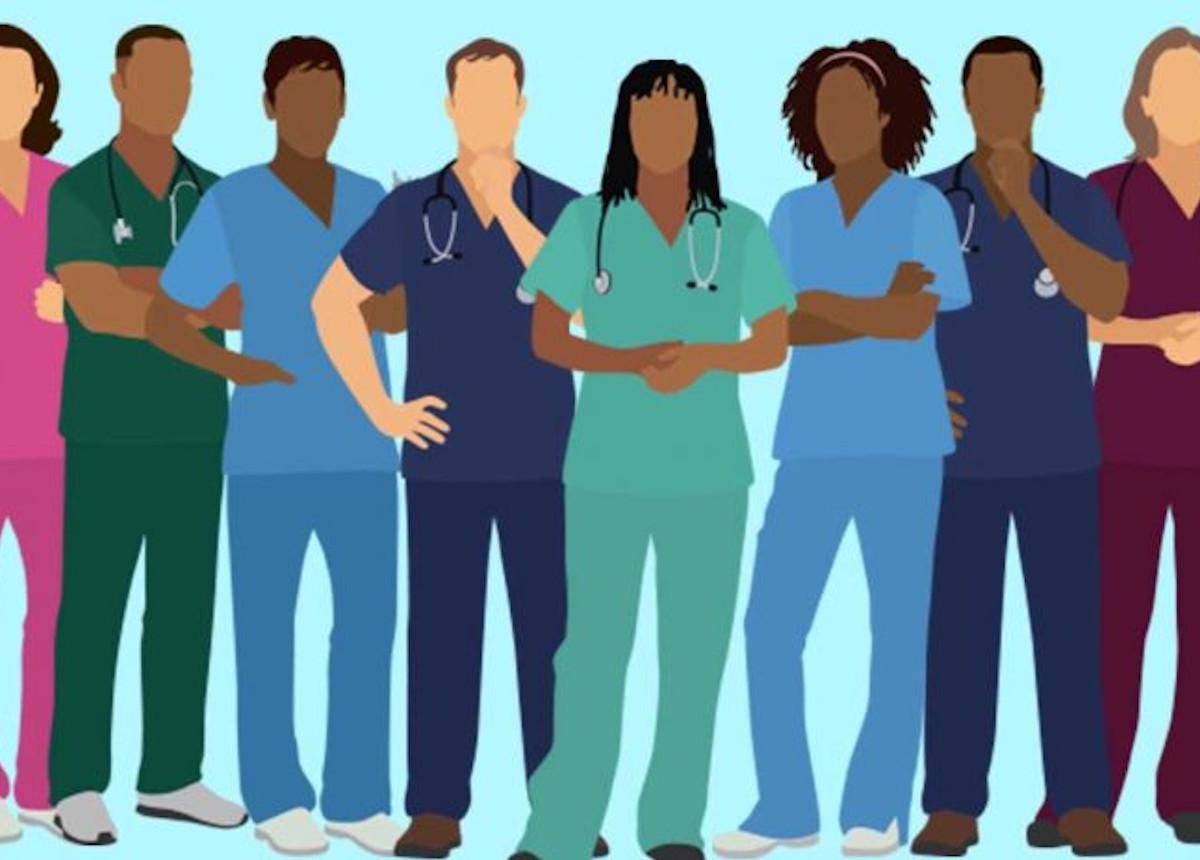 nurse clip art graphic