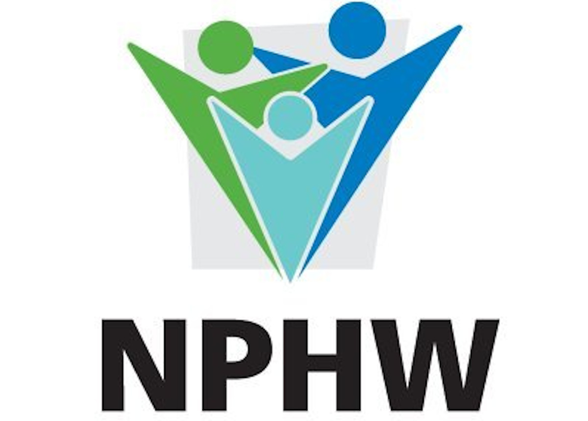 national public health week icon