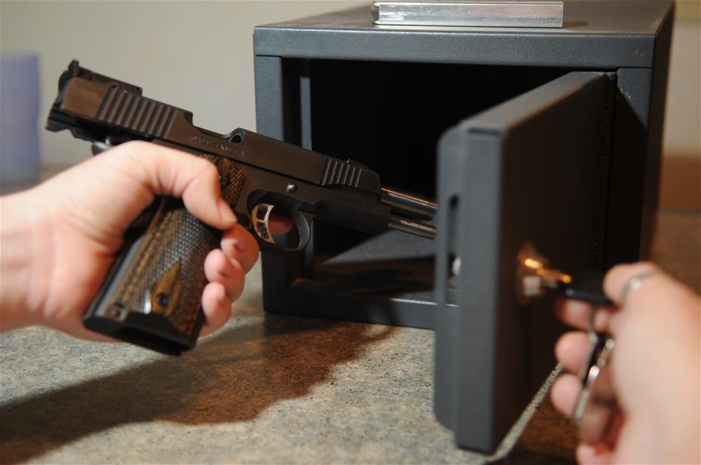 firearm safe